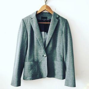 Cynthia Rowley Grey Comfy Blazer